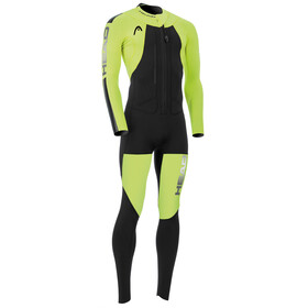 Head Swimrun Rough 4.3.2 Wetsuit Men Yellow/Black